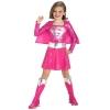Pink Supergirl Child/Toddler